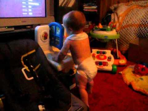 Maynard James Keenan's Biggest Fan = My 8 1/2 month old son Lucan
