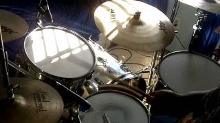 PAJAM (Lowell Pye) - Trading My Sorrows (Yes Lord) Drum Cover Darrell Evans
