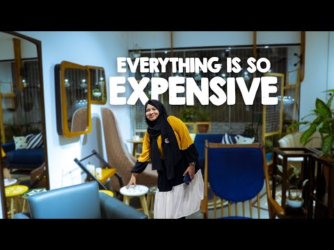 FURNITURE SHOPPING! Why is Everything So Expensive?? | Studio Makeover Ep.2