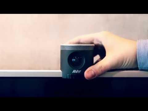CAM340+ Huddle Room Conference Camera Intro Video