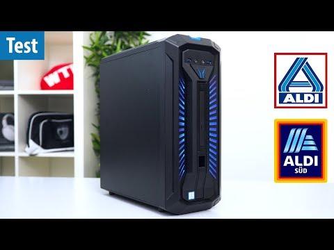 Diesmal Wirklich Spieletauglich: ALDI-PC Medion Erazer X67015 Im Test | #Gaming-PC