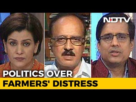 Farmer Distress Biggest Challenge For The BJP?