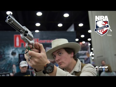 Kahr Firearms Group New Products - NRA Annual Meetings 2016