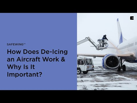 Innovation Spotlight: Safewing™ -- For A Safe Take-off In Ice And Snow