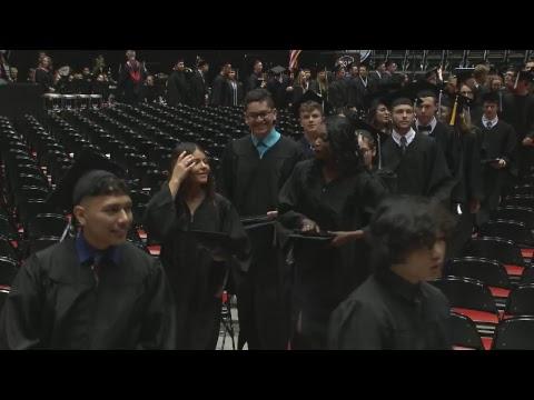 Kaneland High School 2018 Graduation