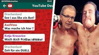 DRACHENLORD gegen ARTIKEL 13! 🥊 | YouTuber in einer WhatsApp Gruppe