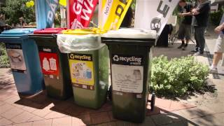Recycling at ECU - Environment Services at Edith Cowan University