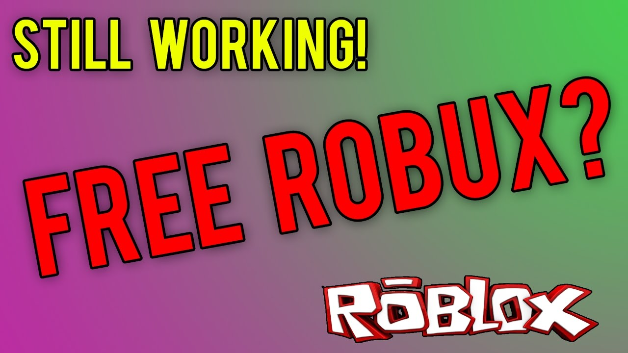Robux Generator 2018 No Surveys No Human Verification Youtube