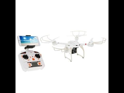 MJX X101 2.4G Profession Drones Wifi Smartphone FPV RC Quadcopter With HD Camera