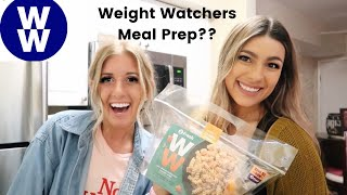 Cook With Us! | Ww Fresh: Meal Kit Review!