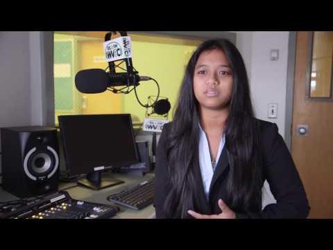 WVYC Radio Station at York College