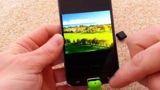 Jak připojit flash disk k mobilu nebo tabletu