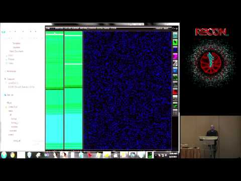 REcon 2013 - The Future of RE : Dynamic Binary Visualization (Christopher Domas)