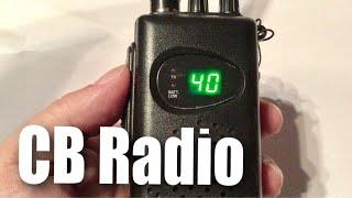 Midland 75-785 Handheld 40-Channel CB Radio review