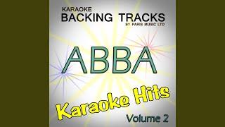 One of Us (Originally Performed By Abba) (Karaoke Version)