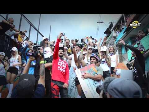 e2aec628314 Patrick Robinson Medellin C13 Urban Downhill race run