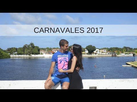 Carnavales 2017 - Travel Diary | Venezuela