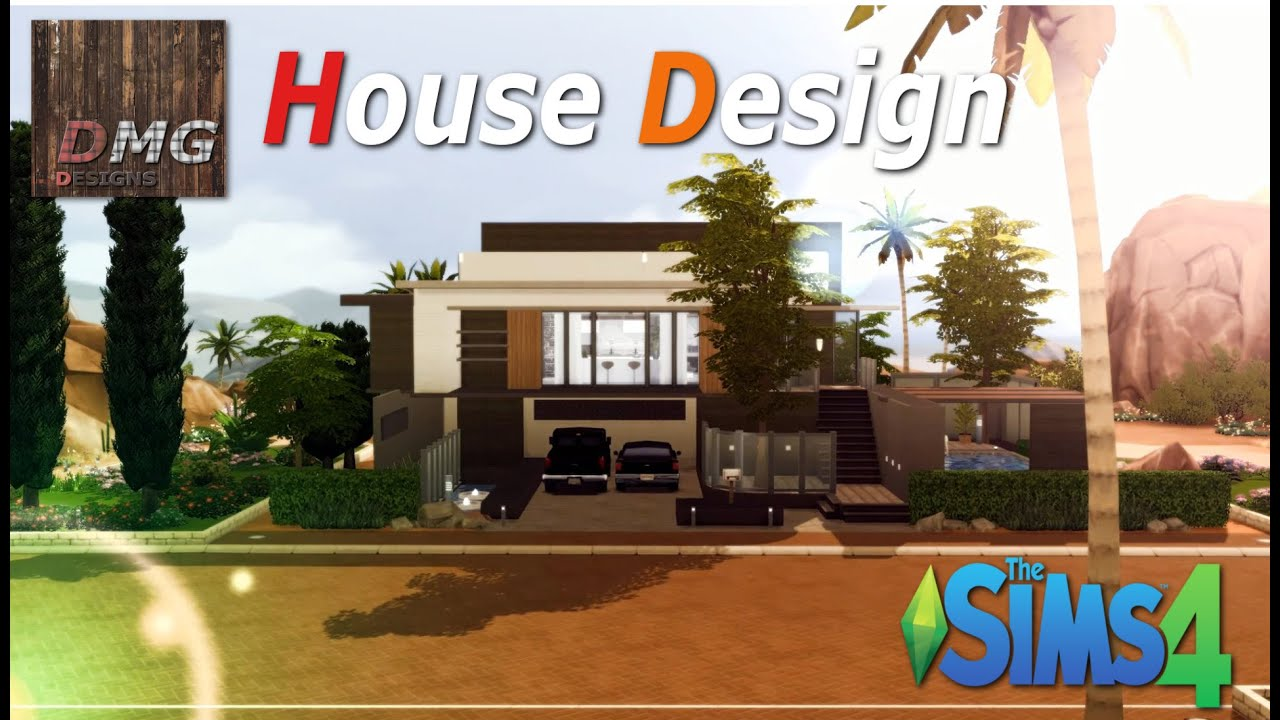 the sims 4 house design tour modern costa lota youtube - Sims 4 Home Design