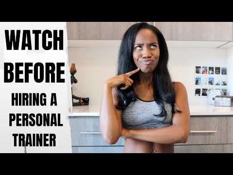 5 THINGS TO KNOW BEFORE HIRING A PERSONAL TRAINER | Rosemarie Miller