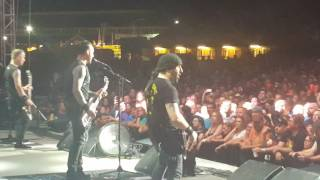 Volbeat- Let it Burn live @ IL state fair 2016