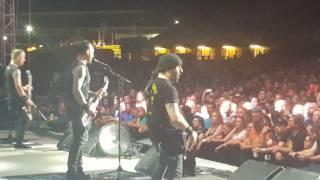 Volbeat- Let it Burn live @ IL state fair 2016