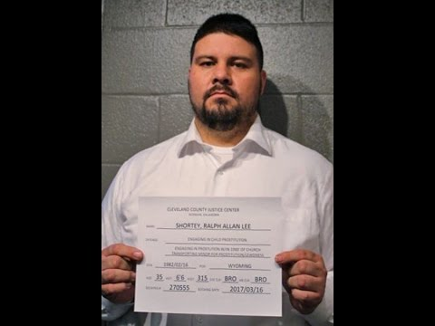 OK Anti-Drone Senator Charged with Child Prostitution