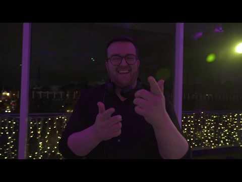 DJ & Sax perform at Harvey Nichols 4th Floor Wedding
