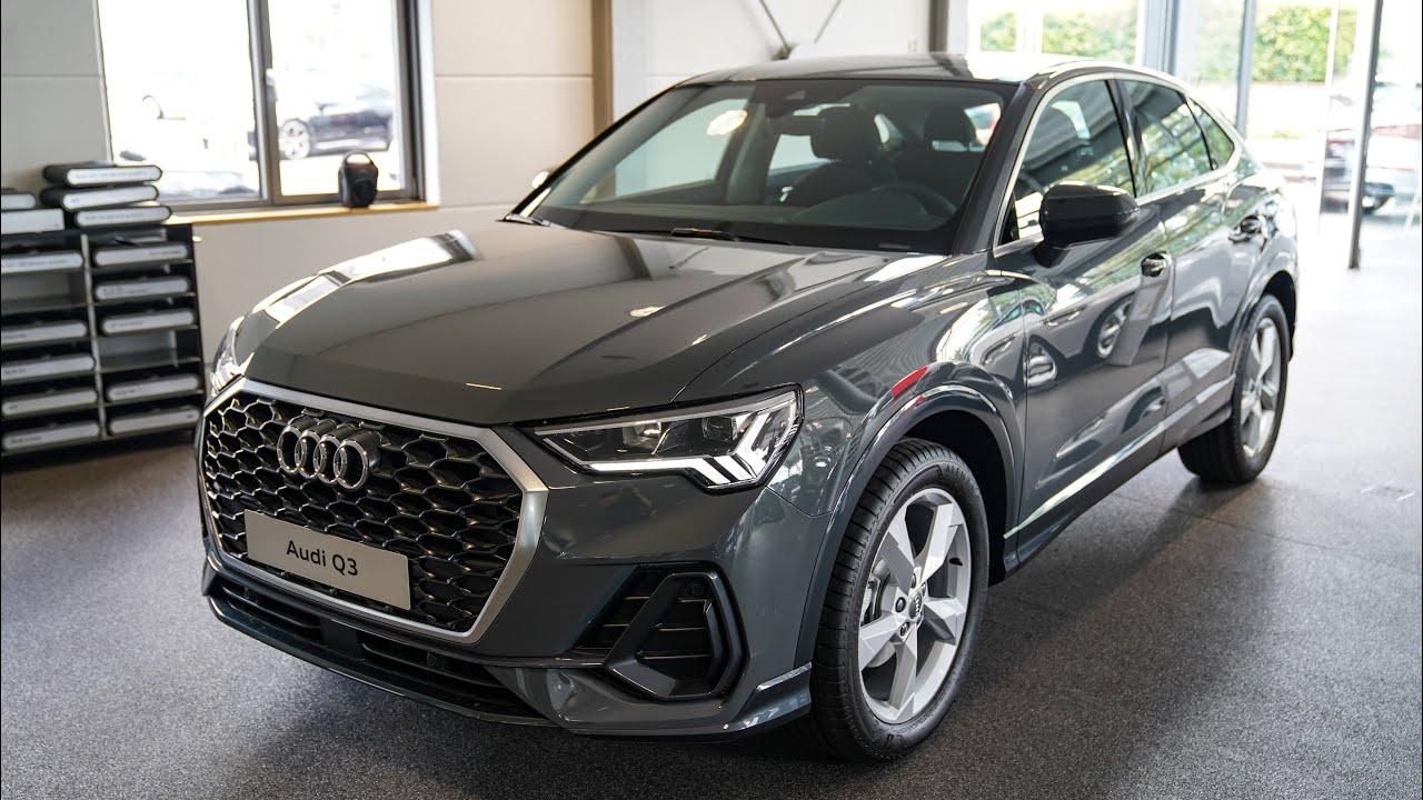 2020 Audi Q3 Sportback 35 TFSI