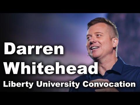 Darren Whitehead - Liberty University Convocation