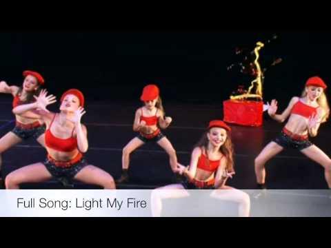 Dance Moms Full Song: Light My Fire