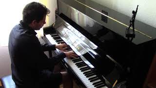 Queen - A Winter's Tale - Piano Cover