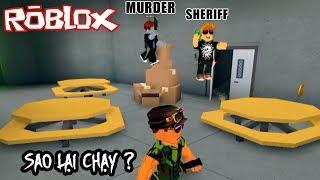 ROBLOX   Murder Mystery X   Diventare un eroe quando polizia NOOB