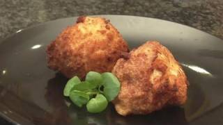 How To Fry Chicken Croquettes