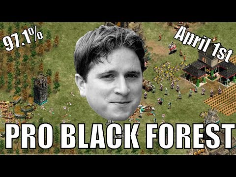 Totally Expert and NOT NOOB Black Forest 4v4 - Tyrant vs Aftermath