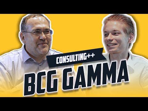 Где Data Science в бизнесе и управленческом консалтинге | Леонид Жуков, BCG Gamma