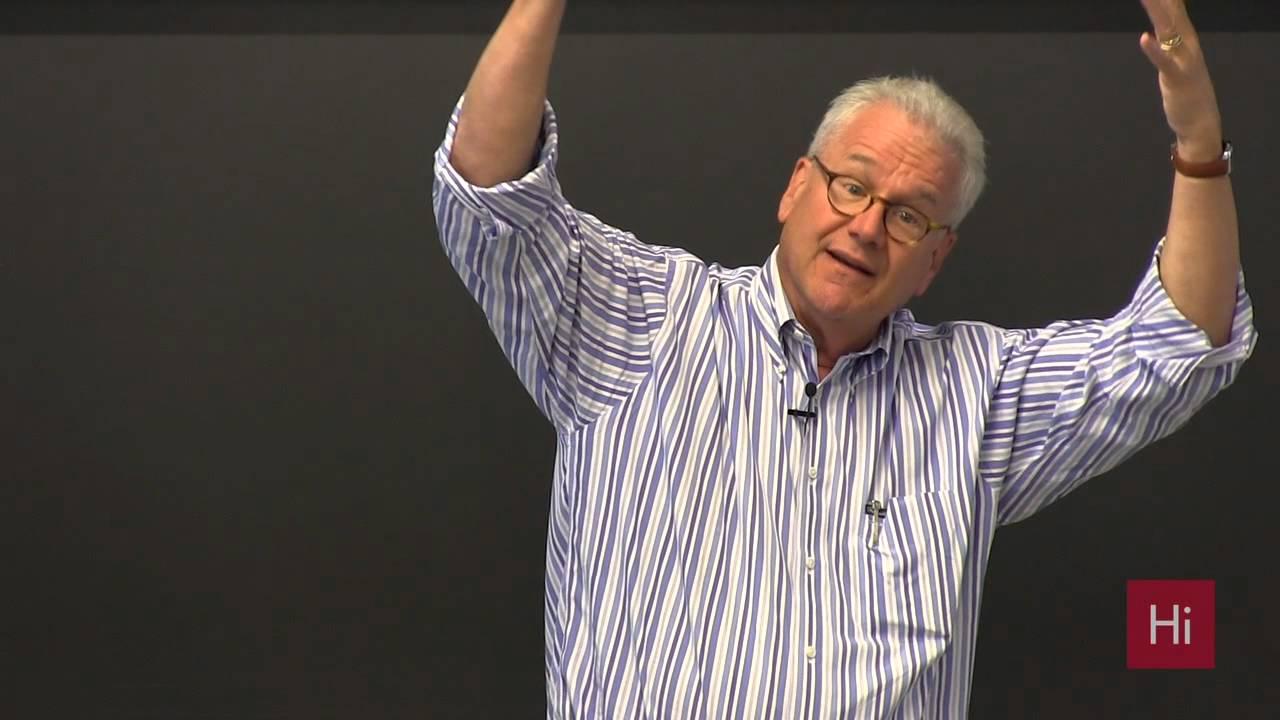 Geoffrey Moore Speaks at Harvard Innovation Lab