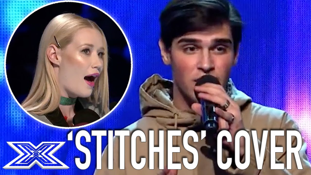 Shawn Mendes 'Stitches' Cover Blows Iggy Azalea Away! | X Factor Global