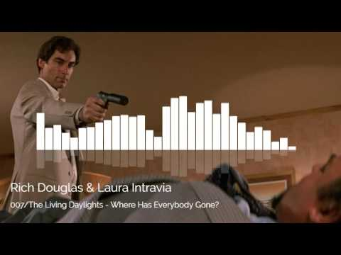 007 The Living Daylights  - Where Has Everybody Gone? - Cover