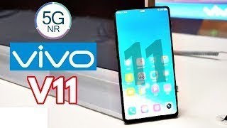 VIVO V11 Specification, Features, Camera, First Look, Concept, Launch, Trailer, Introduction, Design