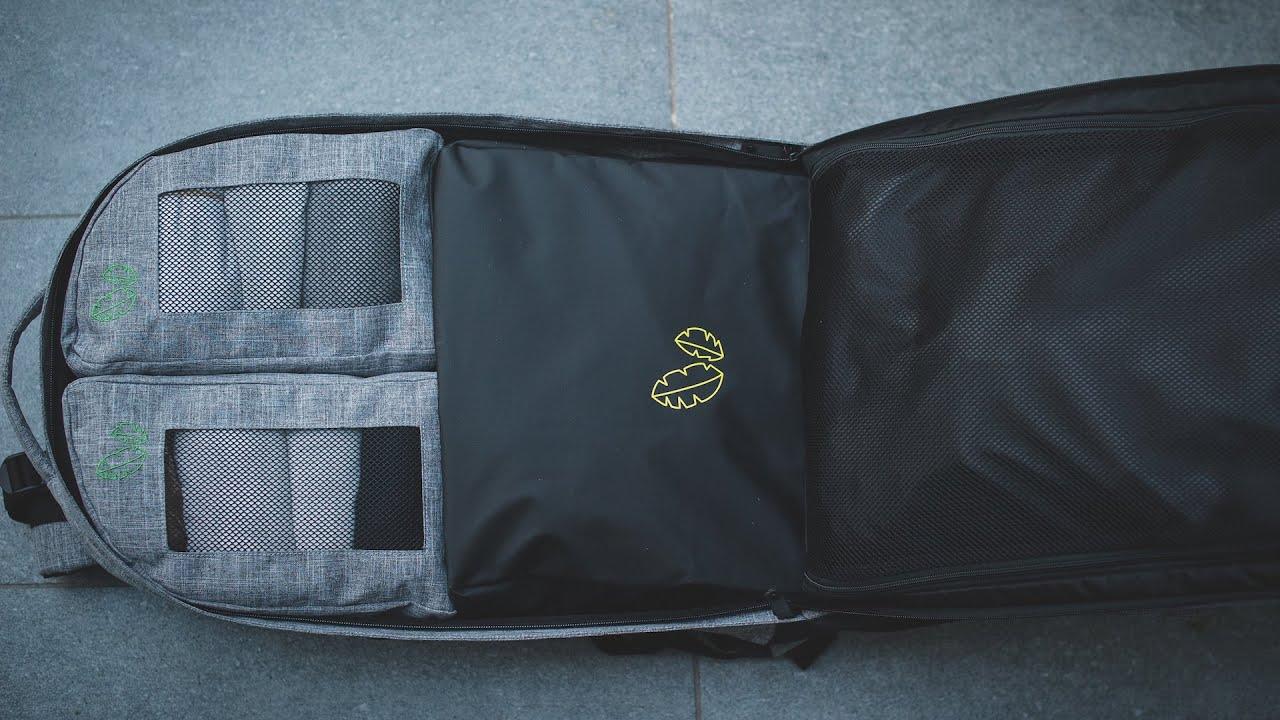 Backpack 8848 Bana: The Khmer Explorer Travel Backpack Set By Banana Backpacks