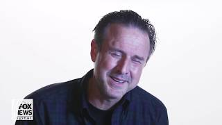 'Scream' actor David Arquette returns to wrestling
