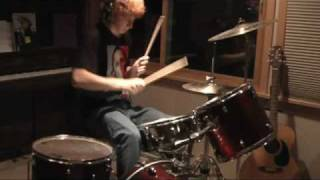 Foals - The French Open Drum Cover