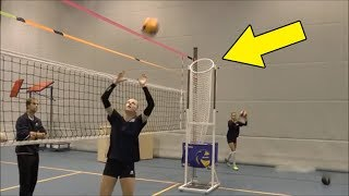 Best Setter Volleyball Trainings (HD) #4