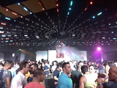 Yaxkin Retrodisko @ Club Venue Costa Rica Pt 01