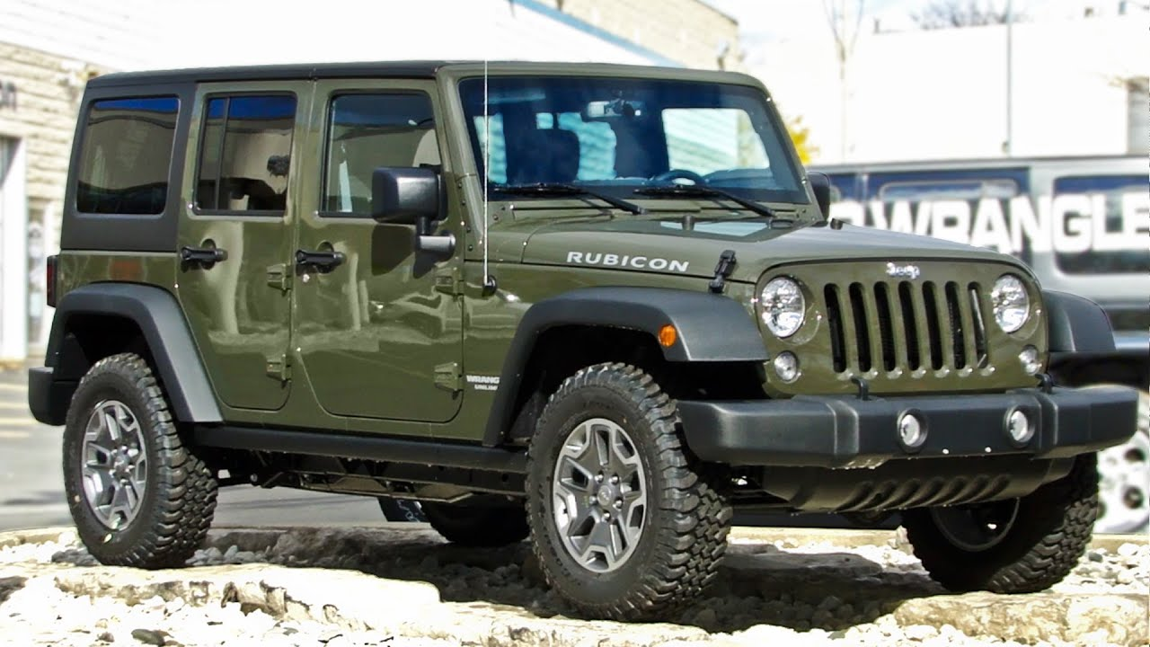 2015 jeep wrangler unlimited rubicon tank fl567934 ss car youtube. Black Bedroom Furniture Sets. Home Design Ideas