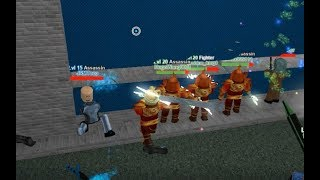 Roblox Field Of Battle: Heaven's Edge Squad