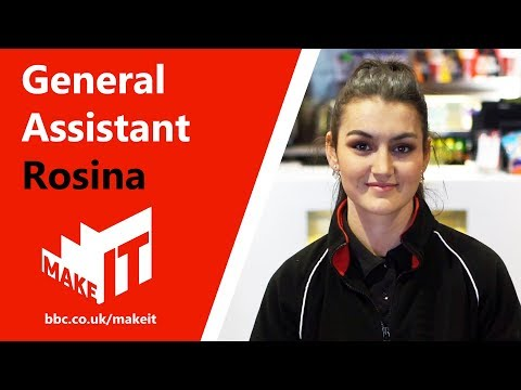 Hospitality jobs - General Assistant