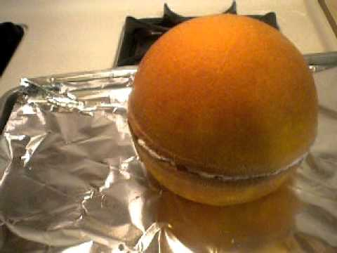 Basketball Cake part 1 YouTube
