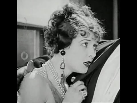 """""""The Luck o' the Foolish"""" (1924) Harry Langdon and Marceline Day"""
