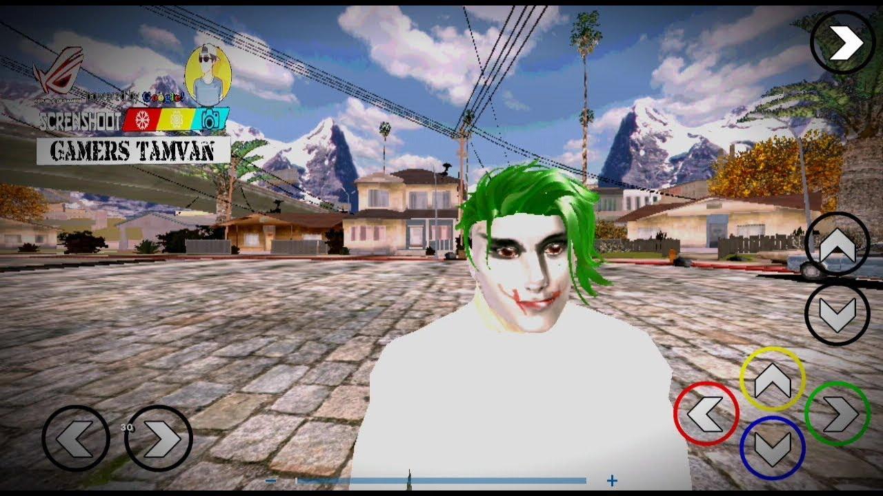 Joker Head Gta Sa Android